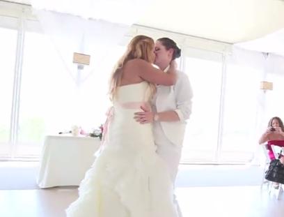 Journey and Nina's Wedding Day