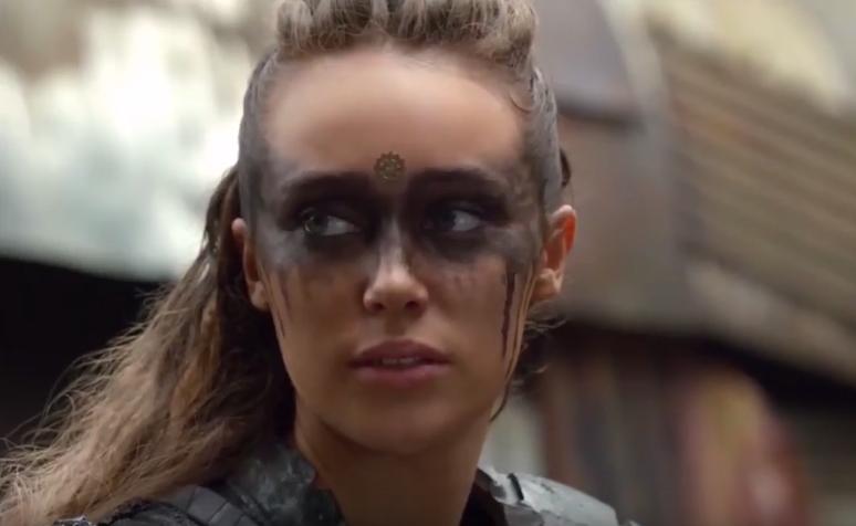 Lexa & Clarke (The 100) - Armor