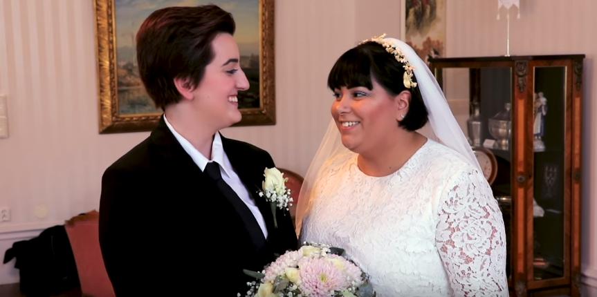 Anna & Angelica - Our Wedding